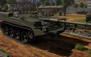 Основной боевой танк Strv-103 (Швеция)