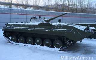 Боевая машина пехоты БМП-1 (СССР)
