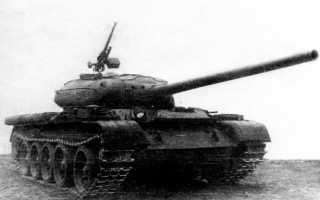 Средний танк Т-55А (СССР)