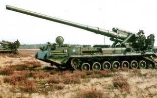 Самоходное орудие 2С7 Пион (СССР)