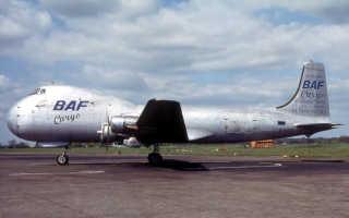 Опытный бомбардировщик Martin XB-51 (США)