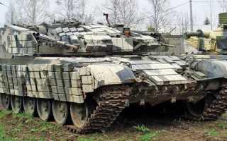Боевая машина огневой поддержки БМПТ-72 (Россия)