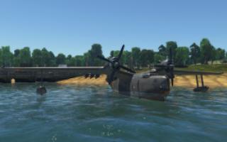 Самолет-фоторазведчик Ан-30Б (СССР)