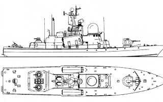 Ракетный катер Проект 1241 «Тарантул» (СССР)