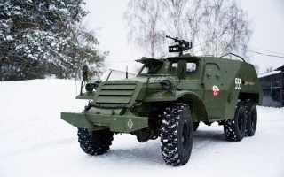 Бронетранспортёр БТР-152 (СССР)