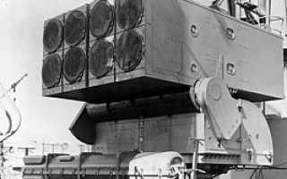 Противокорабельная ракета SM-39 «Exocet» (США)