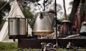 Готовим на природе — рецепты готовки еды в походе