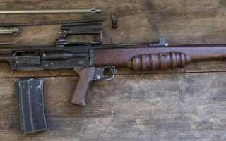 Система стрелкового оружия Stoner 63 (США)