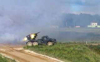 Реактивная система залпового огня 9К58 Смерч (СССР)