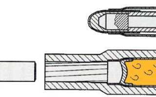 Промежуточные подводные патроны с пулей МПС (СССР)