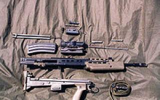 Штурмовая винтовка Enfield EM-2 (Великобритания)