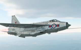 Экспериментальный самолет Hawker P.1081 (Великобритания)