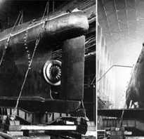 Дизельная подводная лодка пр.617 (СССР)