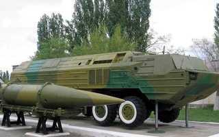 Оперативно-тактический ракетный комплекс 9К720 «Искандер» (СССР)