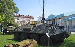 Командно-штабная машина Р-145БМ «Чайка» (СССР)