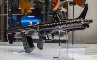 Автоматическая винтовка Gilboa Snake (Израиль)