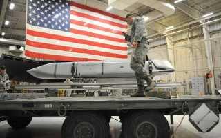 Авиационная тактическая крылатая ракета AGM-158 JASSM (США)