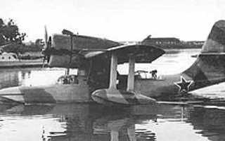 Реактивный гидросамолёт Р-1 (изделие «Р») (СССР)