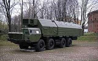 Межконтинентальная баллистическая ракета 15Ж58 РТ-2ПМ «Тополь» (СССР)