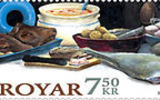 Скерпикьёт — ферментированная баранина с Фарерских островов