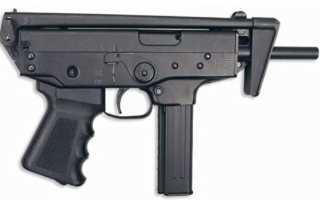 Опытный пистолет-пулемёт Драгунова ПП-71 (СССР)