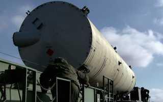Ракета 79М6 комплекса 30П6 «Контакт» (СССР)