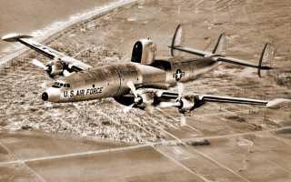 Самолёт ДРЛО WV-2 (США)
