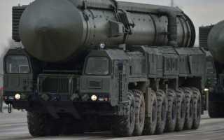 Межконтинентальная баллистическая ракета 15А18М Р-36М2 «Воевода» (СССР)