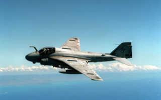 Проект палубного штурмовика A-12 Avenger-2 (США)