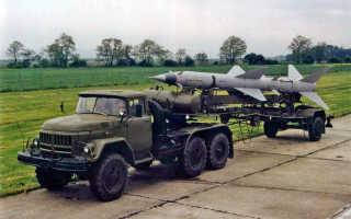 Зенитный ракетный комплекс С-75 «Десна» (Россия)