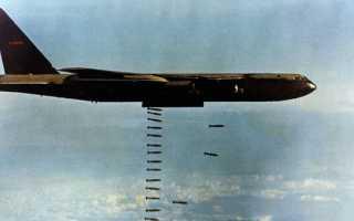 Авиационная кассетные бомбы типа ISCB (США)