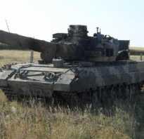 Опытный танк Т-95 «Объект 195» (Россия)