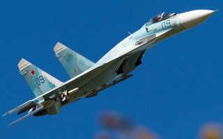 Истребитель Су-27 (СССР)