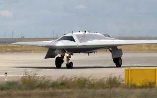 Опытный беспилотный летательный аппарат «Сириус» (Россия)