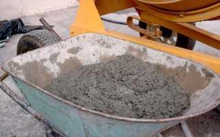 Как сделать цемент своими руками при автономном существовании