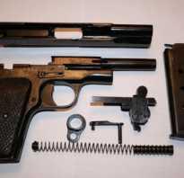 Пистолет Стечкина ТС (СССР)