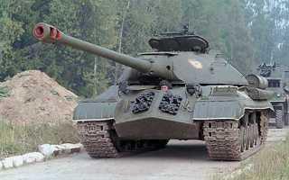 Тяжёлый танк ИС-3 (объект 703) (Россия)
