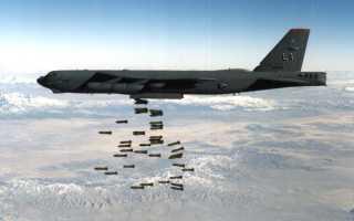 Самолет-заправщик KC-10A Extender (США)