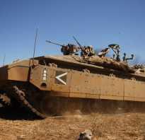 Тяжёлый бронетранспортёр Namer (Израиль)