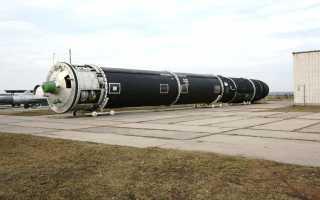 Межконтинентальная баллистическая ракета 15А18 Р-36М УТТХ (СССР)