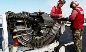 Авиационная пушка M61A1 Vulcan (США)