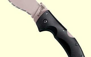Нож Cold Steel Rajah III. Карманный кукри